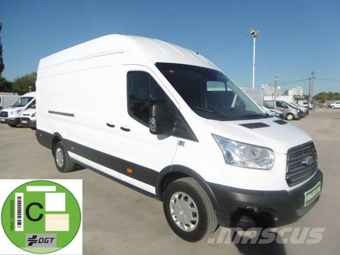 Ford Transit FT 350 L4 Van Ambiente Tr. Tra. 130