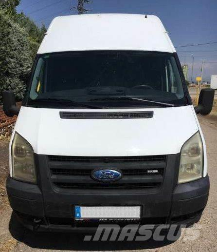 Ford Transit FT 350EL Van Jumbo 140
