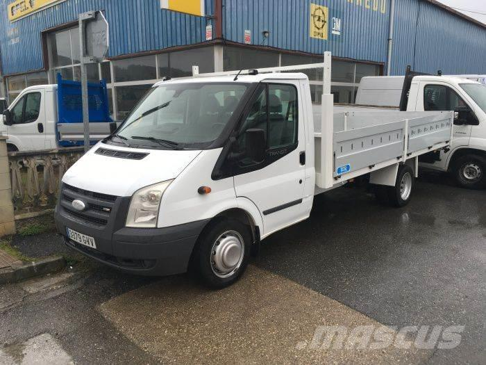 33ed738938 Ford Transit FT 350L Chasis Cabina Simple DR 140 AWD panel vans Year ...