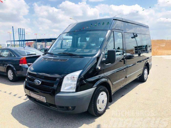 Ford Transit FT 350L Kombi 115