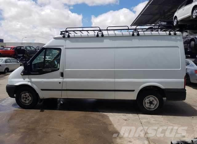 Ford Transit FT 350L Van 100