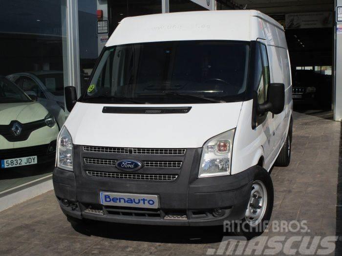 Ford Transit FT 350L Van Tracción Trasera 125