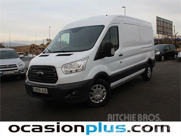 used ford transit furgon 350 l3h2 trend 74 kw 100 cv panel vans year 2015 price 18 635 for. Black Bedroom Furniture Sets. Home Design Ideas