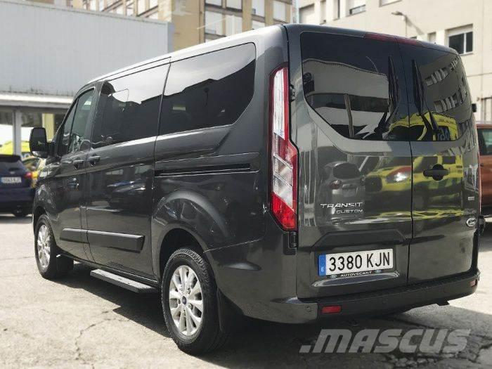 ford transit nuevo custom kombi ft 320 l1 trend 2 0 td occasion prix 27 500 ann e d. Black Bedroom Furniture Sets. Home Design Ideas