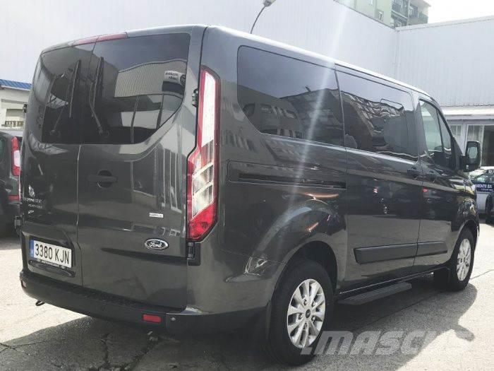 ford transit nuevo custom kombi ft 320 l1 trend 2 0 td. Black Bedroom Furniture Sets. Home Design Ideas