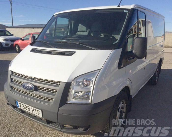 Ford TRANSIT TRANSIT FURGON DIESEL FT 250S VAN 100
