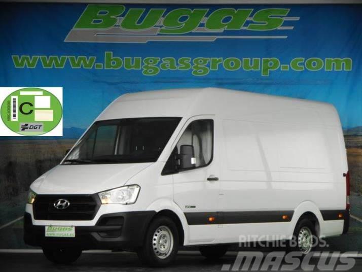 Hyundai H350 2.5CRDI150 CV FURGON L3-H2 EURO-6