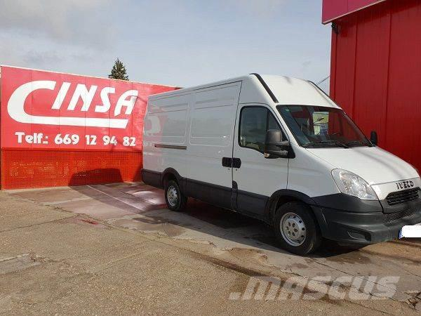 used iveco daily 35s13 12m3 other trucks year 2012 price us 13 391 for sale mascus usa. Black Bedroom Furniture Sets. Home Design Ideas