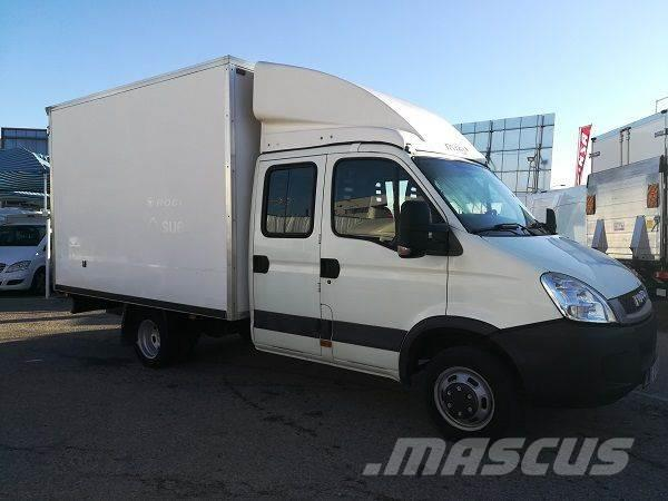 Iveco Daily 50c15 doble cabina