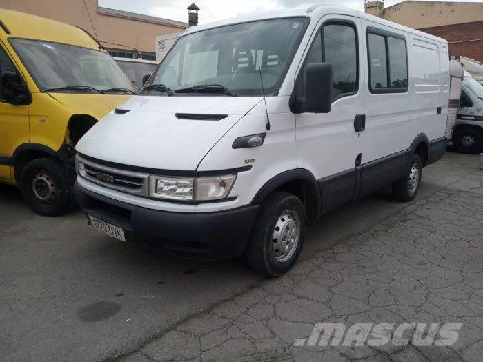 Iveco Daily Ch.Cb. 29L12 Transversal 3450RS Ataque