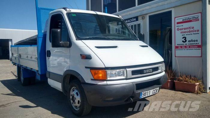 Iveco Daily Ch.Cb. 35 C13 3450mm RD