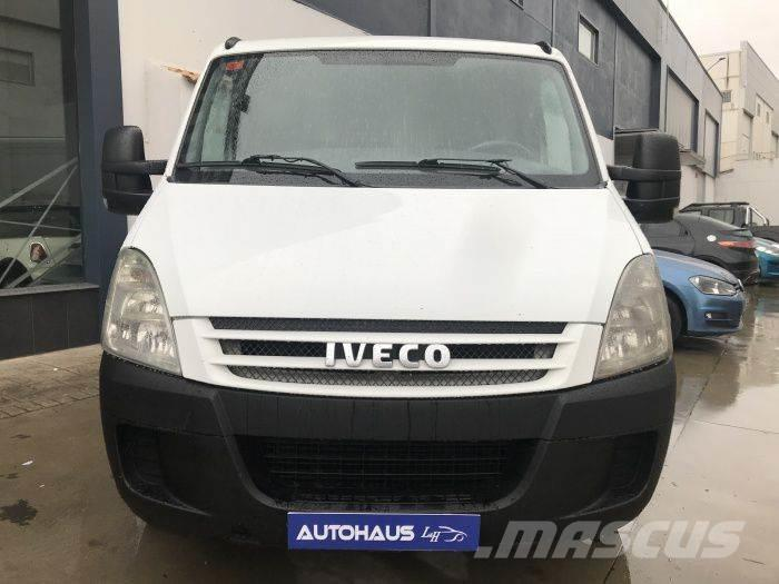 Iveco Daily Ch.Cb. 35S14 Transversal 3000RS