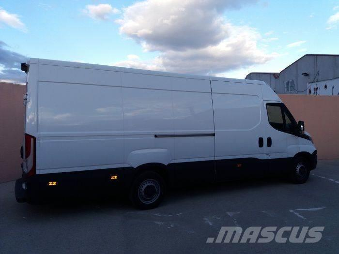Iveco Daily Chasis Cabina 35C13 3450 Tor 126