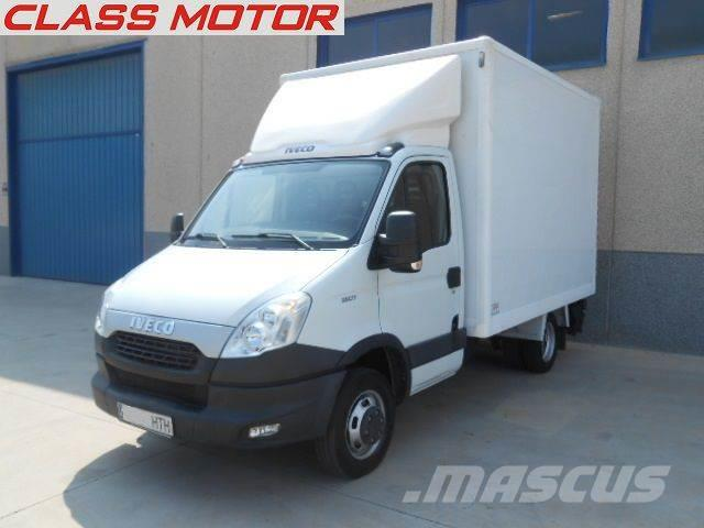 Iveco Daily Chasis Cabina 35C17 /P 3450 Leaf 170