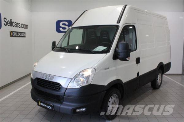 Used iveco daily chasis cabina 35s13 p 3450 126 panel vans year 2014 price 19 930 for sale - Iveco daily chasis cabina ...