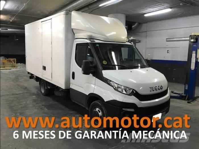 Iveco Daily Chasis Db. Cabina 35C13 D Tor 3450 126