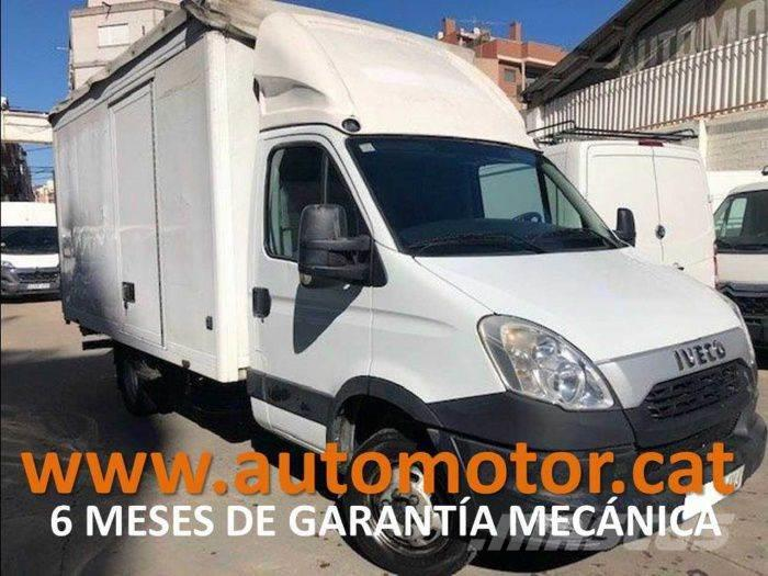 Iveco Daily Chasis Db. Cabina 35C15/2.3 D Tor 3750 146