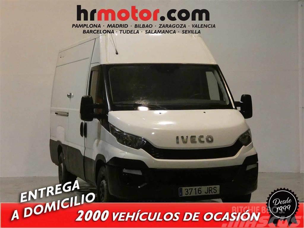 Iveco Daily Furgón 35C11A V 3520 H2 Leaf 10.8 106