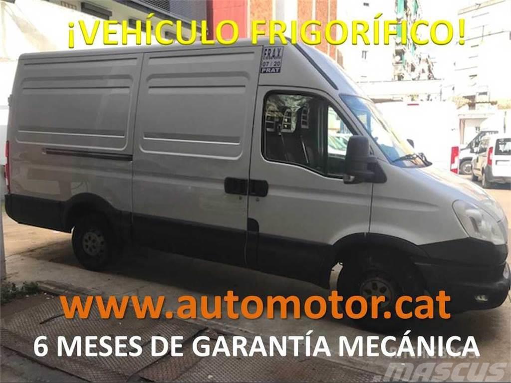 Iveco Daily Furgón 35S13 V 3520L H2 12.0 126