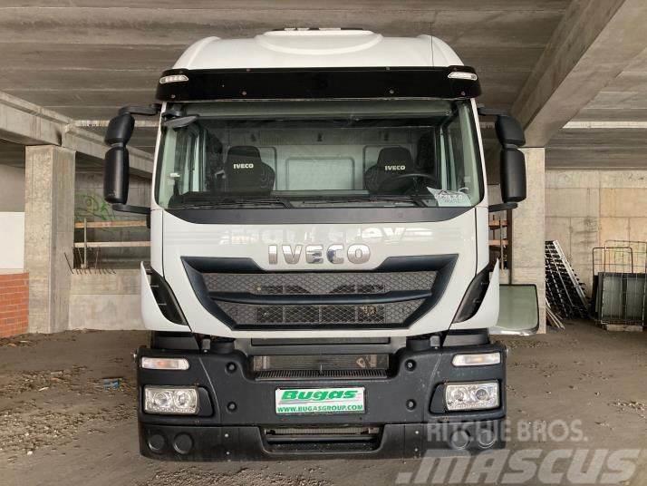 Iveco Daily STRALIS HI-ROAD 460 CV E6