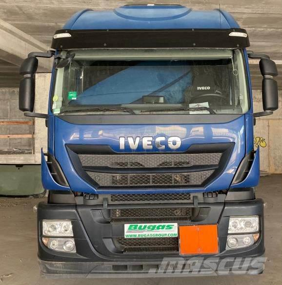 Iveco Daily STRALIS HI-ROAD 400 CV E6