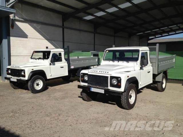 Land Rover Defender Comercial 110 Chasis Cabina E