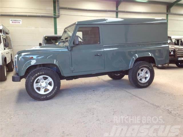 Land Rover Defender Comercial 110 Techo Duro E