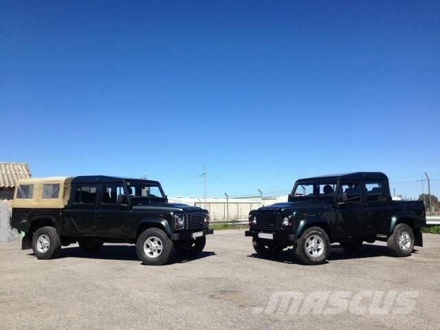 Land Rover Defender Comercial Comer. 130 Pick Up Doble Cabina