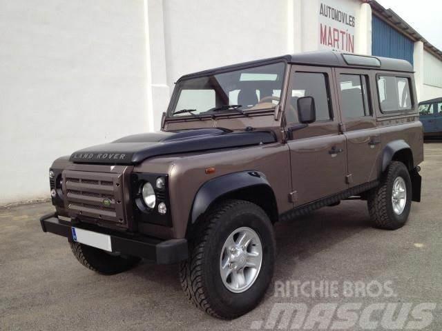 Land Rover Defender Comercial 110 SW E
