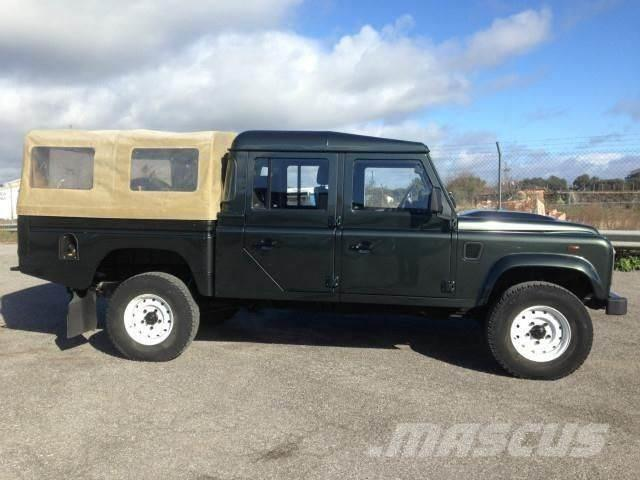 Land Rover Defender Comercial Comer. 130 Doble Chasis Cabina