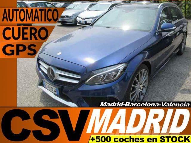 Mercedes-Benz 400 C Estate 4Matic 245 kW (333 CV)