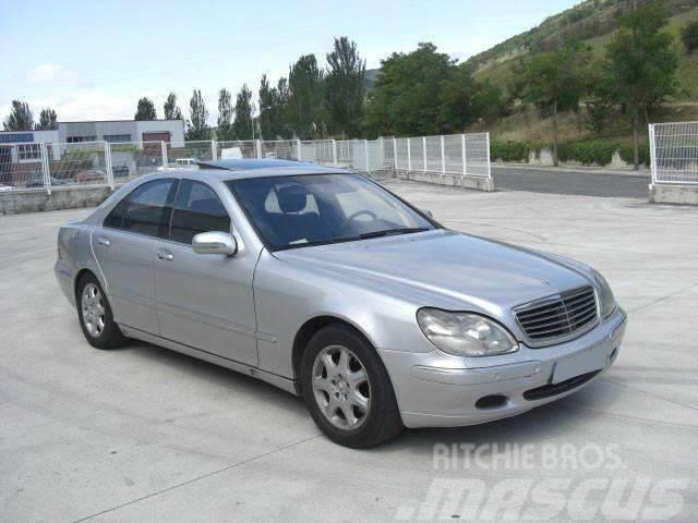 Mercedes-Benz 400 S CDI
