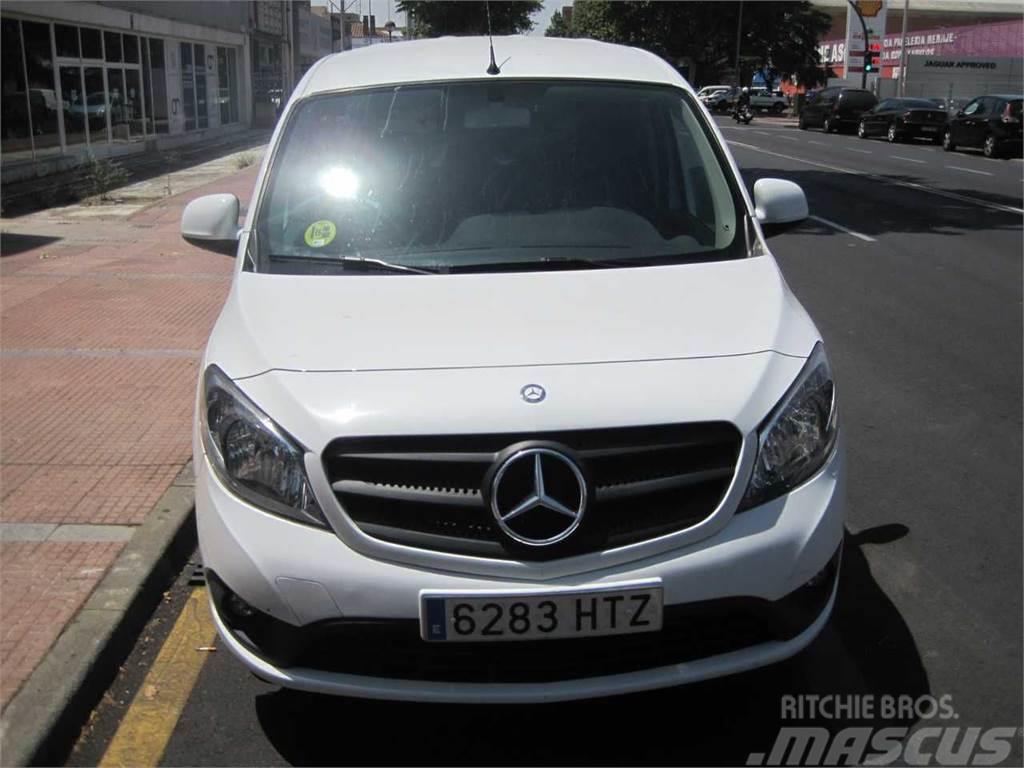 Mercedes-Benz Citan 109 CDI 90CV