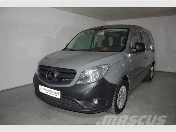 mercedes benz citan 109 cdi tourer base largo be panel vans price 10 622 year of. Black Bedroom Furniture Sets. Home Design Ideas