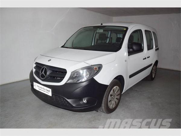 used mercedes benz citan 109 cdi tourer base largo be panel vans year 2016 price 14 782 for. Black Bedroom Furniture Sets. Home Design Ideas