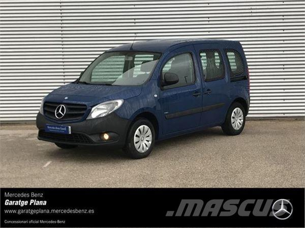 used mercedes benz citan combi citan 109 cdi combi llrg panel vans year 2016 price 15 235 for. Black Bedroom Furniture Sets. Home Design Ideas