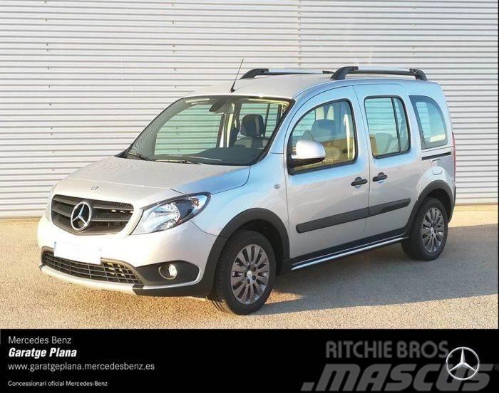 Mercedes-Benz CITAN COMBI CITAN 111 CDI TOURER SPORT