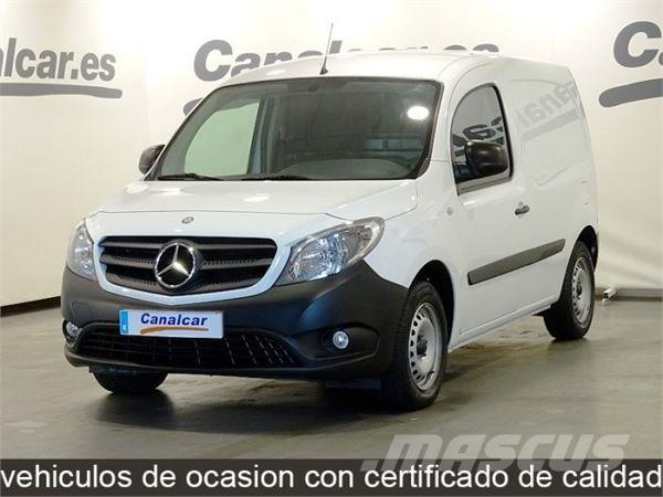 used mercedes benz citan furgon 108 cdi largo 75cv panel vans year 2015 price 10 957 for. Black Bedroom Furniture Sets. Home Design Ideas