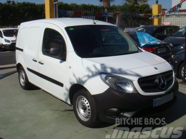 Mercedes-Benz Citan Furgón 108CDI Largo