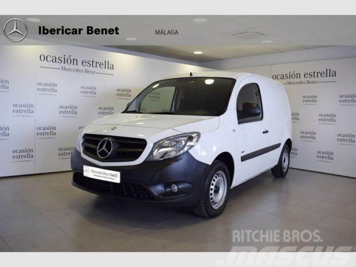 Mercedes-Benz Citan Furgón 109CDI BE Largo