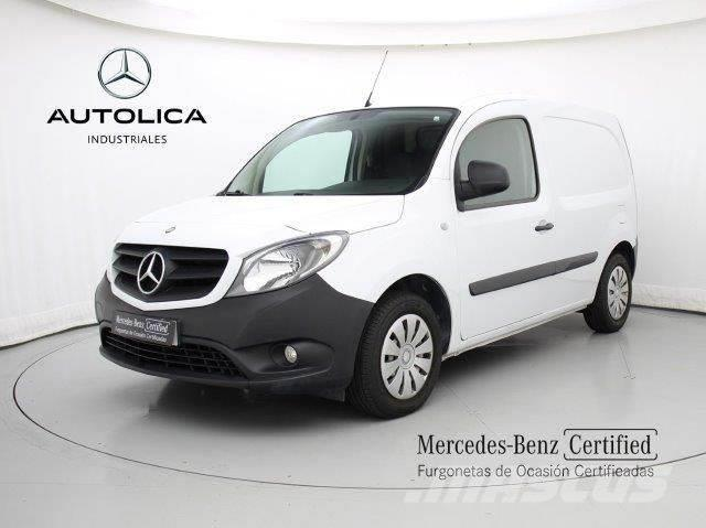Mercedes-Benz Citan Furgón CDI Largo