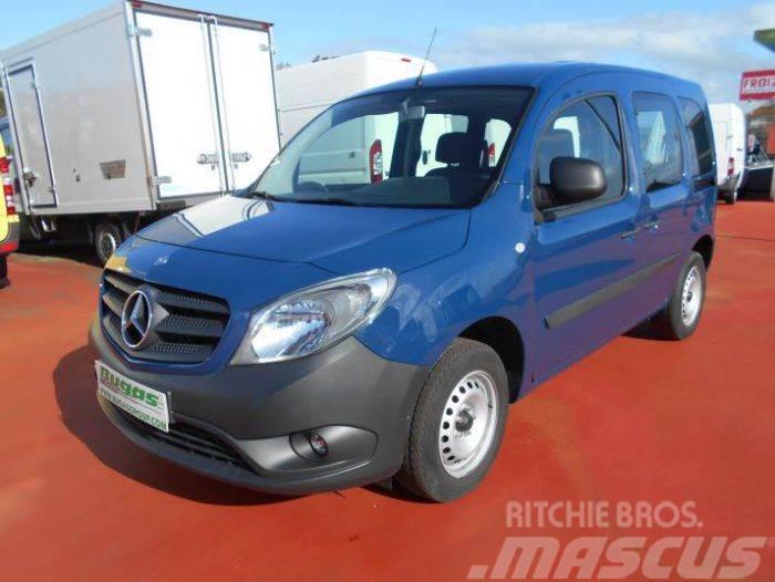 Mercedes-Benz CITAN MERCEDES 1.5 CDI 90 CV LARGA DE 5 PLAZAS