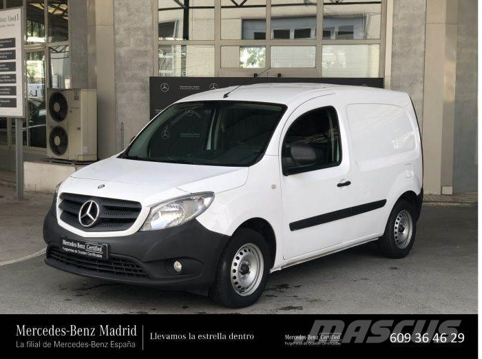 Mercedes-Benz Citan N1 Furgón 108CDI BE Largo