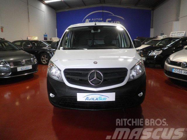 Mercedes-Benz Citan N1 Furgón 108CDI Largo