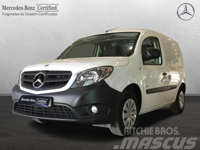 Mercedes-Benz Citan N1 Furgón 109CDI Largo