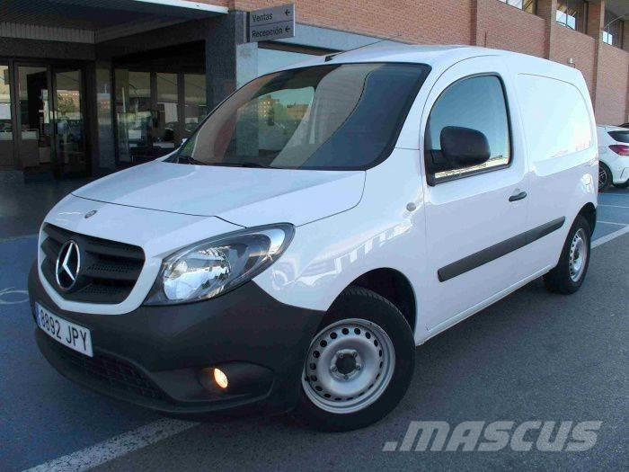 Mercedes-Benz Citan N1 Furgón 109CDI BE Largo