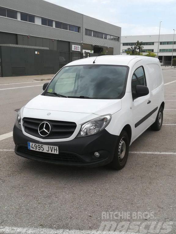 Mercedes-Benz Citan N1 Furgón 108CDI BE Compacto
