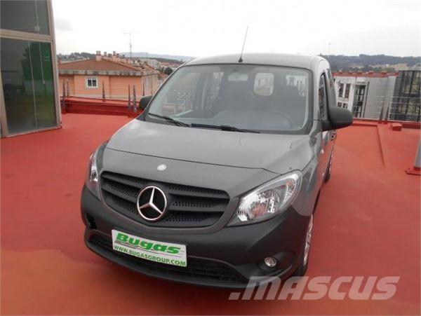 used mercedes benz citan tourer 109 cdi 90 cv combi 5 clasificacion panel vans year 2016 price. Black Bedroom Furniture Sets. Home Design Ideas