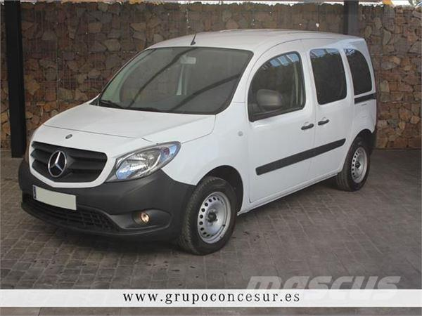 used mercedes benz citan tourer 109cdi be pro panel vans year 2016 price 13 038 for sale. Black Bedroom Furniture Sets. Home Design Ideas