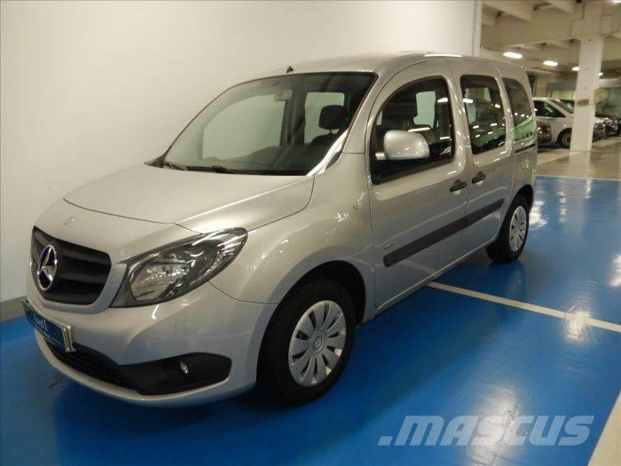 used mercedes benz citan tourer 109cdi select panel vans year 2016 price 16 082 for sale. Black Bedroom Furniture Sets. Home Design Ideas